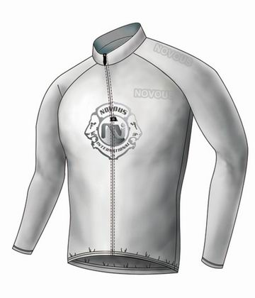Sublimated Cycling Jersey Top